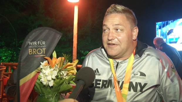 "Paralympics: Scheil: Gold? ""Supergeil!"""