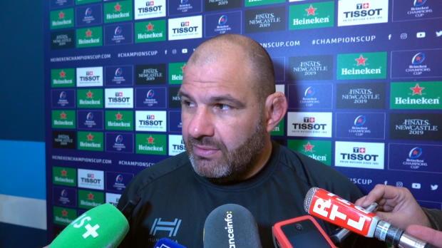 """Rugby : 4e j. - Collazo - """"C'est une déception, la semaine va être longue..."""""""