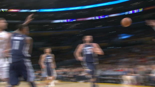 Assist of the Night: Brook Lopez