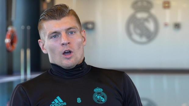 """Klub-WM: Kroos: """"Wollen wieder gewinnen"""""""