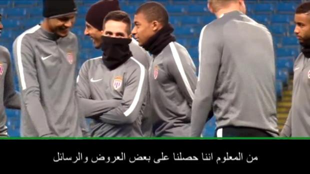 كرة قدم: الدوري الفرنسي: لا اتفاق بين موناكو وريال مدريد بشأن مبابي - فاسيلياف