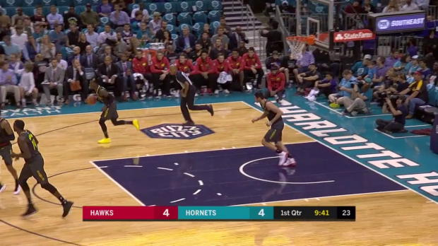 WSC: Dwight Howard 20 points vs the Hawks
