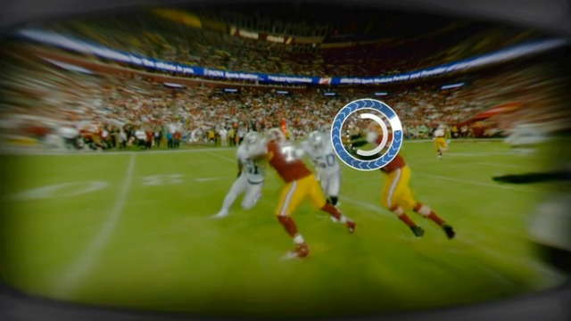 freeD: Chris Thompson takes it 22 yards for the TD