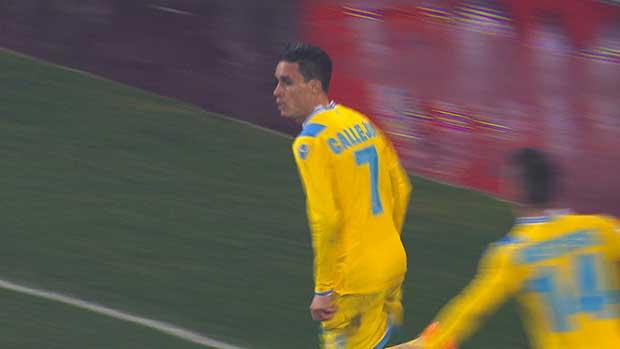 Napoli 0-0 Roma Semifinali TIM Cup 2013/14