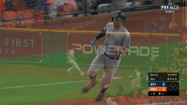 Astros preserve lead in 5th