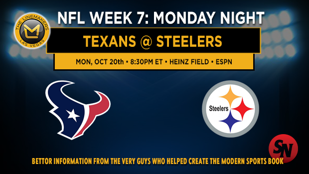Houston Texans @ Pittsburgh Steelers