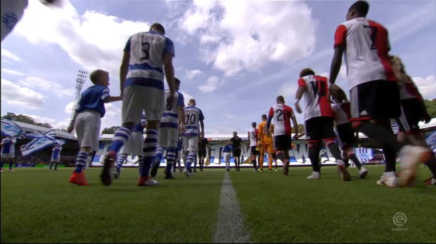 De Graafschap - Feyenoord