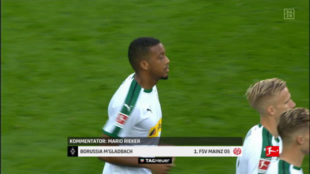 Bundesliga: Borussia M'gladbach - 1. FSV Mainz 05 | DAZN Highlights