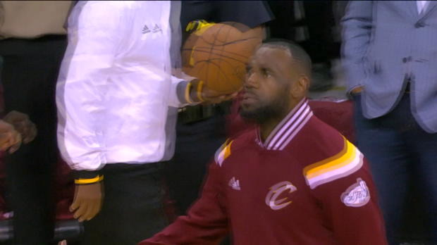 Nightly Notable - LeBron James
