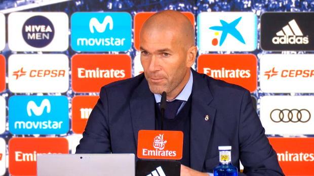 Zidane entzückt nach Ronaldo-Show gegen Sevilla