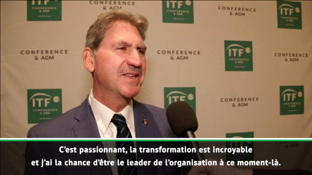 "Tennis : Coupe Davis - Haggerty - ""La transformation est incroyable"""