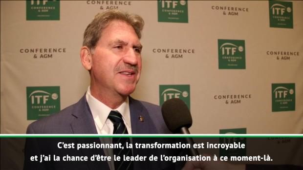"Tennis : Coupe Davis - Haggerty - ""La transformation est incroyable"""