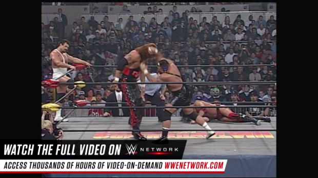 The Steiner Brothers vs. The Outsiders: WCW SuperBrawl VIII (WWE Network Exclusive)
