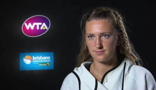 Azarenka Interview: WTA Brisbane Final