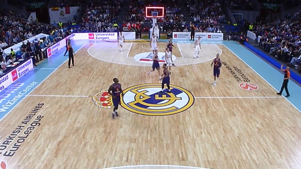 Basket : Euroleague - Le fabuleux panier du bout du monde de Doncic