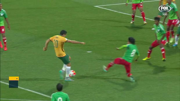 Socceroos to play 'our way'