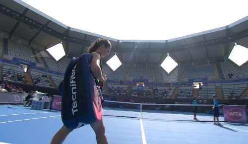Pliskova v Kasatkina Highlights: WTA Beijing 2R