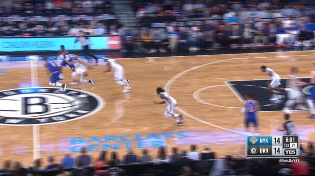 Game Recap: Nets 117, Knicks 83