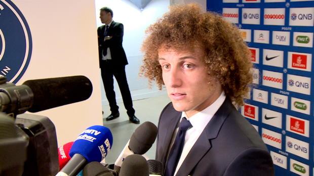 """Foot : PSG - David Luiz : """"La meilleure façon d'avancer"""""""