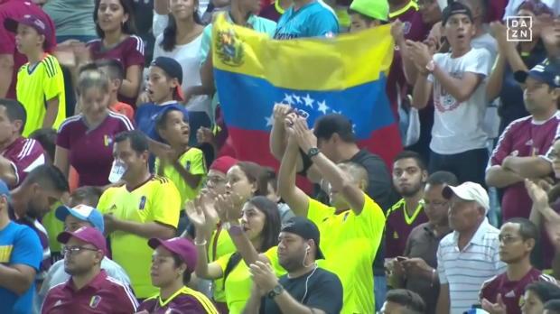 Venezuela - Peru