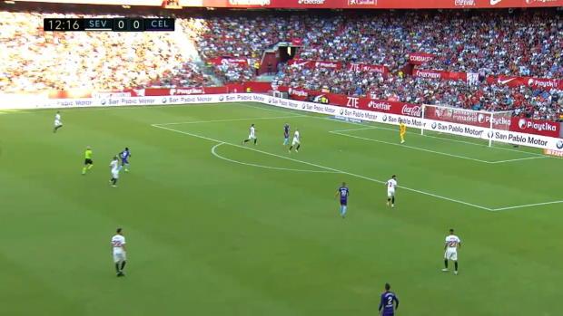 LaLiga: FC Sevilla - Celta Vigo | DAZN Highlights