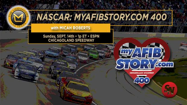 NASCAR MyAFibStory.com 400