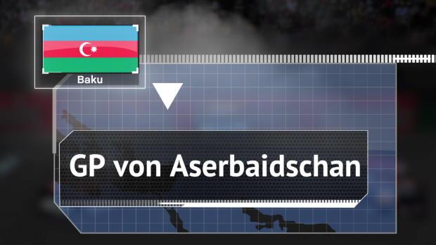 F1: GP von Aserbaidschan: Vettel vor 50. Sieg?