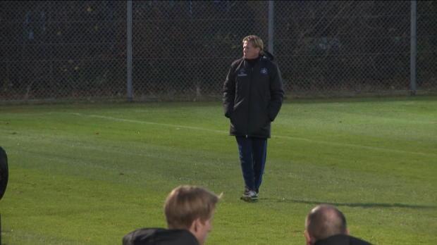 Nach Köln-Pleite: HSV trennt sich von Gisdol