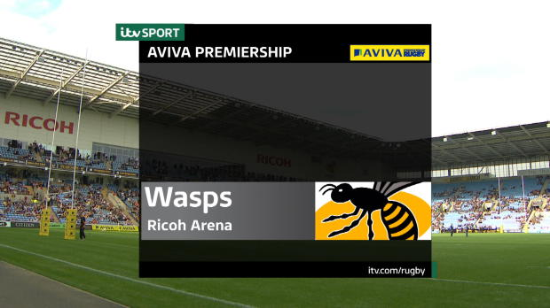 Aviva Premiership - Match Highlights - Wasps v Bristol Rugby