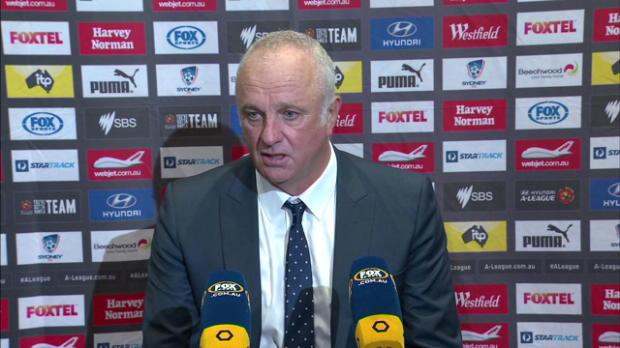 Sydney FC Rd19 press conference