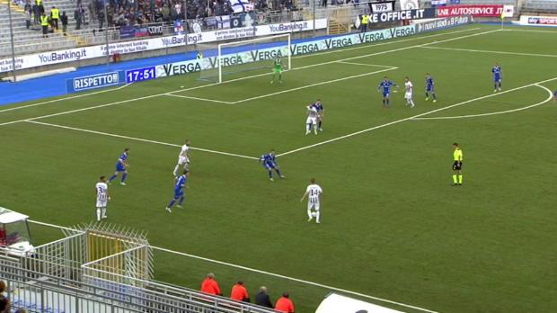 Como 0-4 Ascoli, Giornata 06 Serie B ConTe.it 2015/16
