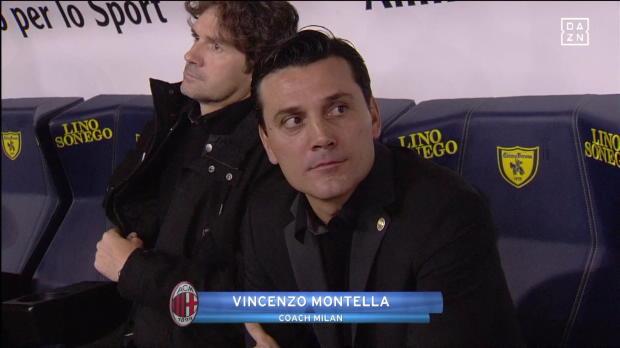 Chievo - AC Milan