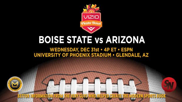Boise State vs. Arizona