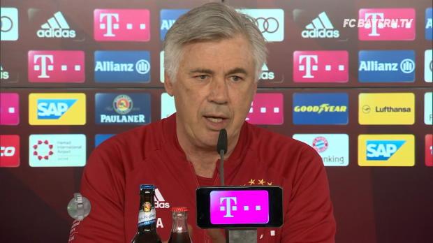 Ancelotti: Versuche, Lahm noch zu überzeugen!