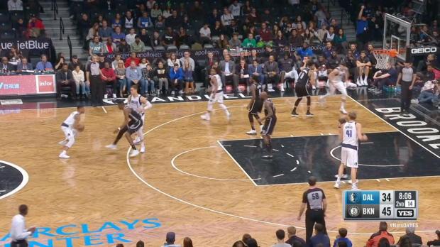 GAME RECAP: Nets 114, Mavericks 106