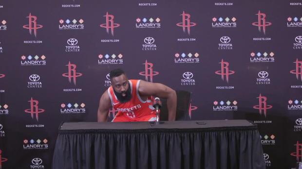 Basket : Rockets - Anthony, Harden, Paul et Capela au micro