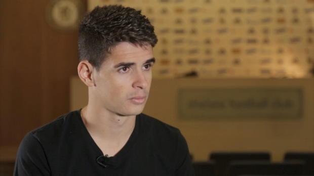 """Oscar: """"Hazard ist der Beste der Liga"""""""