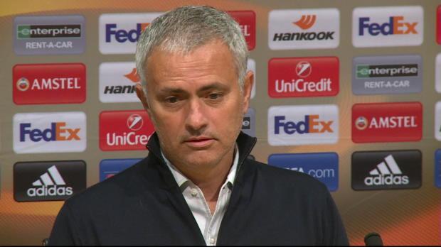 Mourinho lobt Strafraum-Stürmer Rooney