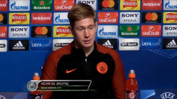كرة قدم: ابطال اوروبا: غوارديولا يعامل الخصوم بالطريقة نفسها - دي بروين