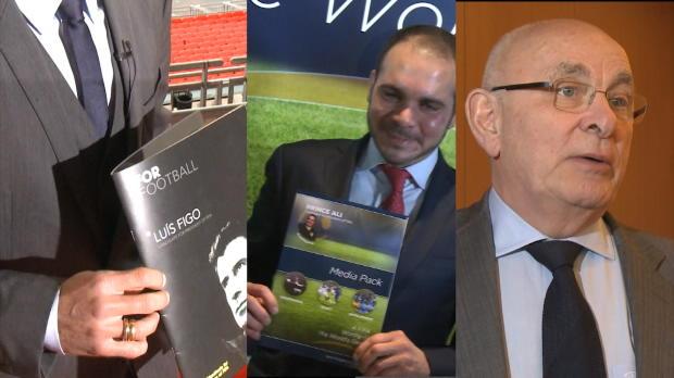 Van Praag prepara una alianza para las elecciones de la FIFA
