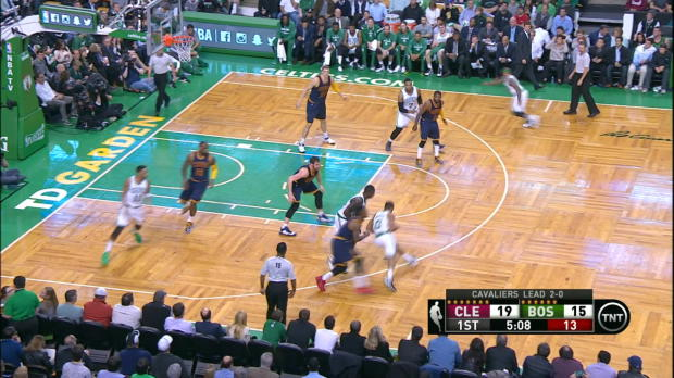 Cavaliers vs. Celtics Game 3