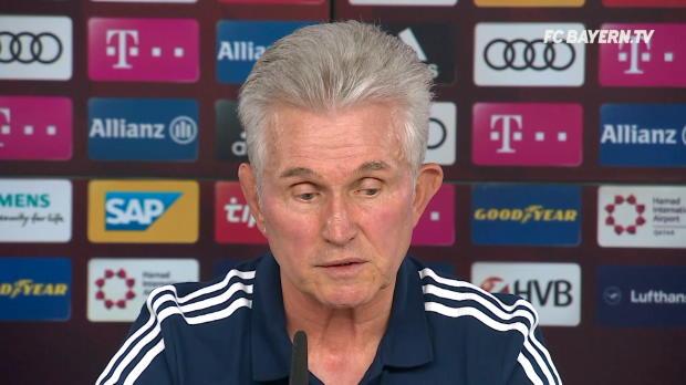 Heynckes denkt an verletzten Besiktas-Coach
