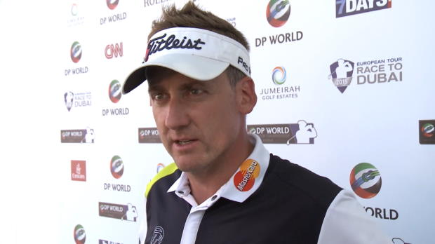 Poulter happy with opening round