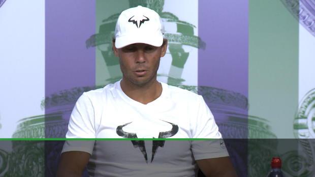 Basket : Nadal - ?J?avais besoin de repos'