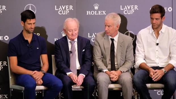 Laver Cup: McEnroe traut Kyrgios alles zu
