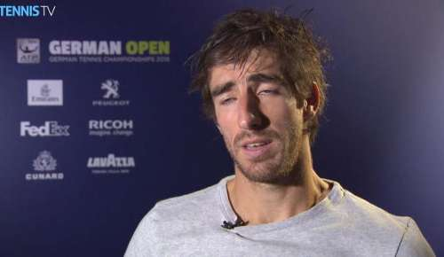 Cuevas Interview: ATP Hamburg SF