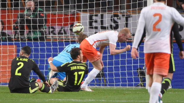"""Spanien: 0:2! Del Bosque: """"Bereue es nicht"""""""