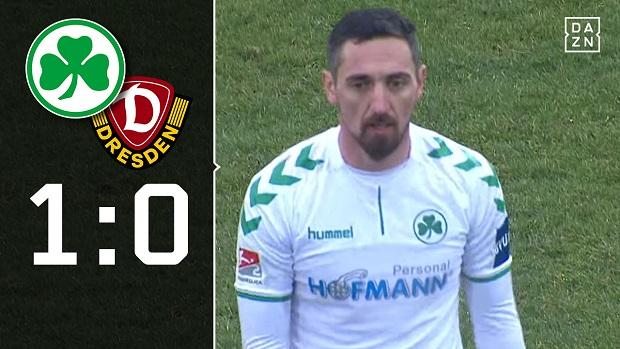 SpVgg Greuther Fürth - Dynamo Dresden