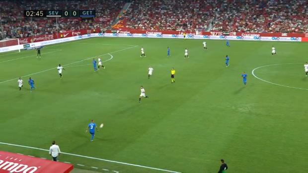 LaLiga: FC Sevilla - Getafe | DAZN Highlights