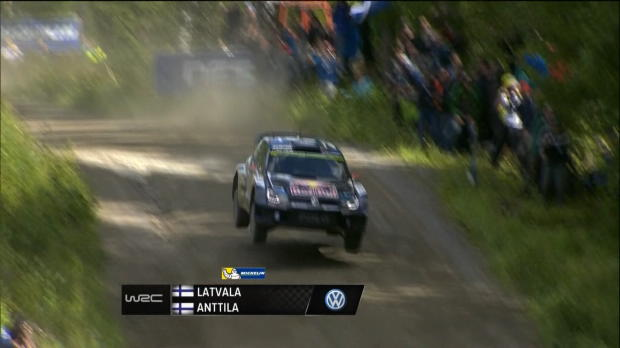 WRC Finlandia - Latvala gana con r�cord inclu�do